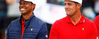 Tiger Woods on Bryson DeChambeau: His accuracy as impressive as his distance
