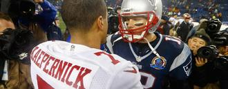 Brady hopes workout yields opportunities for Kaepernick