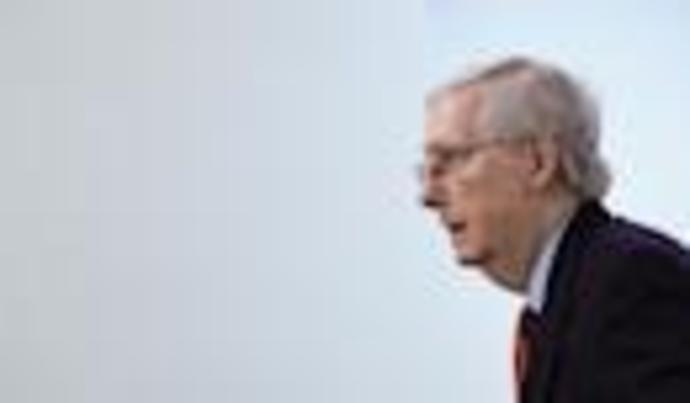 McConnell Challenges Dems to Explain Why They\