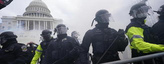 Officers maced, trampled: Docs expose depth of Jan. 6 chaos
