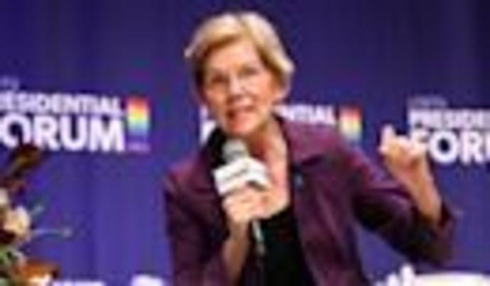Warren Calls for Imprisoning Trans Inmates with Biologically Female Inmates in New LGBTQ Rights Plan