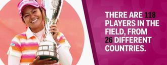 The 2019 Evian Championship By The Numbers