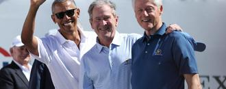 Fact check: Obama, Bush and Clinton would publicly get vaccinated to boost confidence