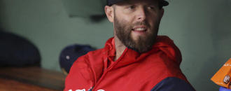 Red Sox say Pedroia hopes to return next season