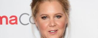 Amy Schumer Goes Back to Work After Hospitalization