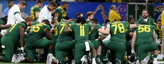 Baylor-Houston postponed day before game