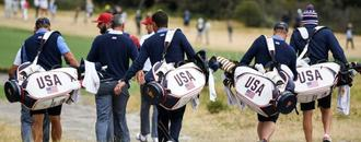 Golf: Guide to the Presidents Cup