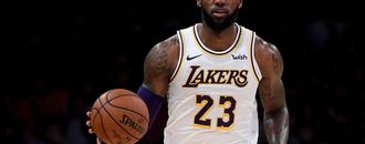 LeBron on Lakers potentially acquiring Davis: That would be amazing