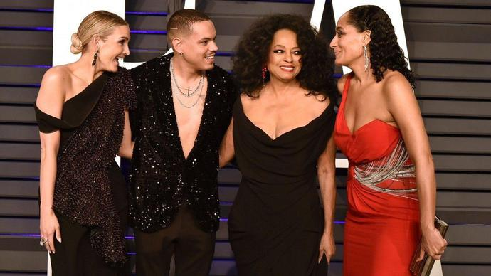 743d58c36b Inside Diana Ross' Star-Studded 75th Birthday Party: Leonardo DiCaprio and  the Kardashians Hit the Stage