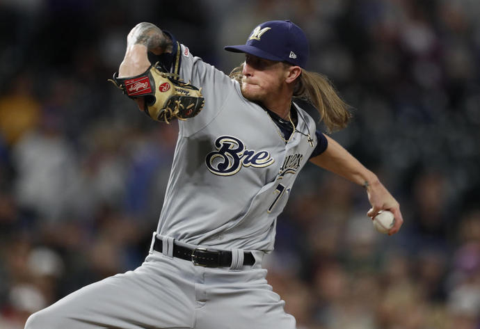 Hader loses to Brewers in arbitration, players drop to 1-6