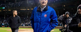 Cubs fans voice frustration, boo Tom Ricketts at Cubs Convention