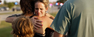 Police: 2 shot at Oklahoma restaurant; civilian kills gunman