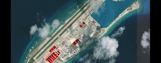 China Is Still Building on Disputed Islands in the South China Sea