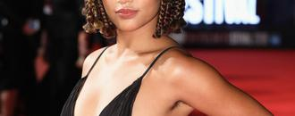 Amandla Stenberg Casually Kept Her Armpits Unshaven on the Red Carpet