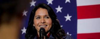 Ex-White House hopeful Gabbard drops defamation suit against Hillary Clinton