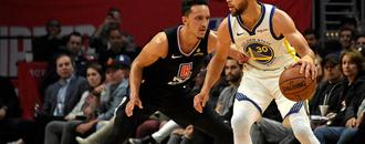 Warriors projected to face Clippers in playoffs by ESPN real plus-minus