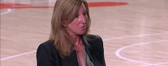 WNBA commissioner Cathy Engelbert on decision to postpone Lynx-Storm