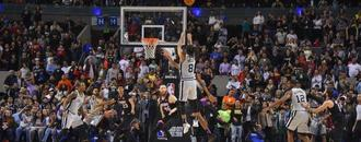 GAME RECAP: Spurs 121, Suns 119