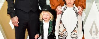 Pink Brings Husband Carey Hart and Their Two Kids to the 2019 CMA Awards - See 2-Year-Old Jameson