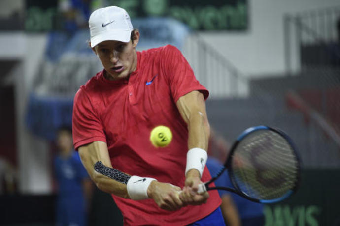 No. 6 seed Jarry loses at Argentina Open