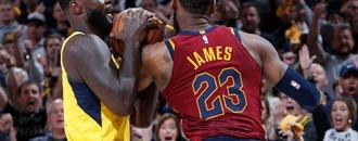 LeBron James on Lance Stephenson-drawn technical foul: