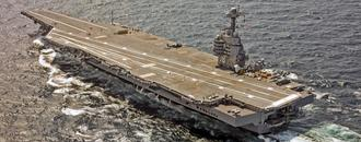 Do Russia and China Stand Any Chance Against the Navy's New Aircraft Carrier?