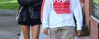 Justin Bieber and Wife Hailey Baldwin All Smiles After Source Says He