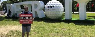Gary Woodland adjusts to fame at Rocket Mortgage Classic