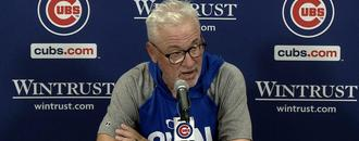 Maddon on strong offense, win