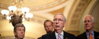 Senate Republican leader McConnell: Democrats
