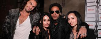 Jason Momoa Gives Lenny Kravitz Matching Skull Ring In Display Of Blended-Family Love