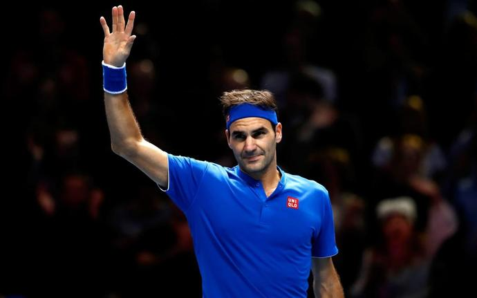 Roger Federer Eases Past Dominic Thiem To Keep O2 Campaign Alive