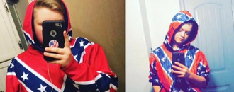 High school student suspended for wearing Confederate flag attire: