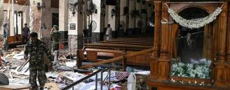 Sri Lanka church and hotel explosions: five Britons among 200 dead in Easter Sunday bomb attacks