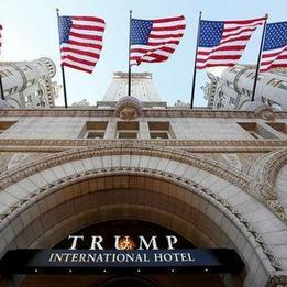 Kuwait could pay up to $60,000 for party at Trump Hotel in Washington