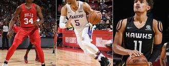 All-Summer League Team: Josh Hart, Trae Young Standout in Vegas
