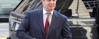 Former Trump campaign chief Manafort to be sentenced March 8