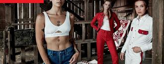 Paris Jackson and Millie Bobby Brown Star in New Calvin Klein Campaign