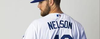 Dodgers shut down Jimmy Nelson