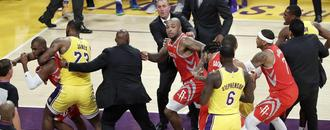 NBA confirms Rajon Rondo spit at Chris Paul, hands out suspensions after fight