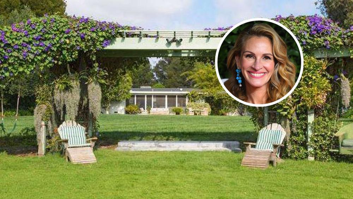 Julia Roberts Sells Malibu House to the Billionaire Next Door