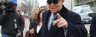 Roger Stone sued over nearly $2 million in alleged unpaid taxes