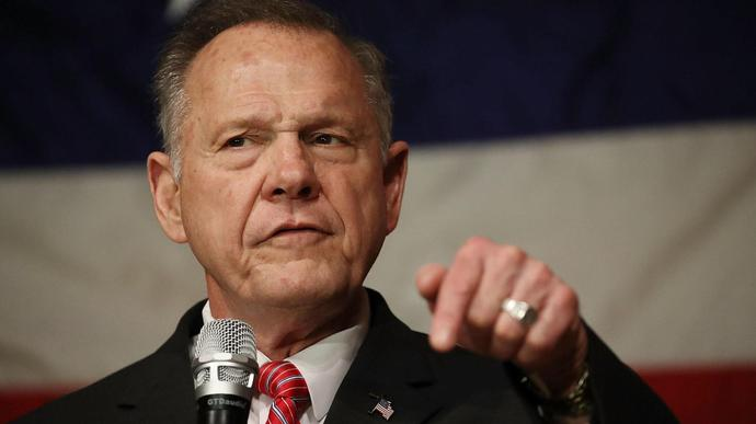 Fox News Corrects Story Claiming Roy Moore Accuser