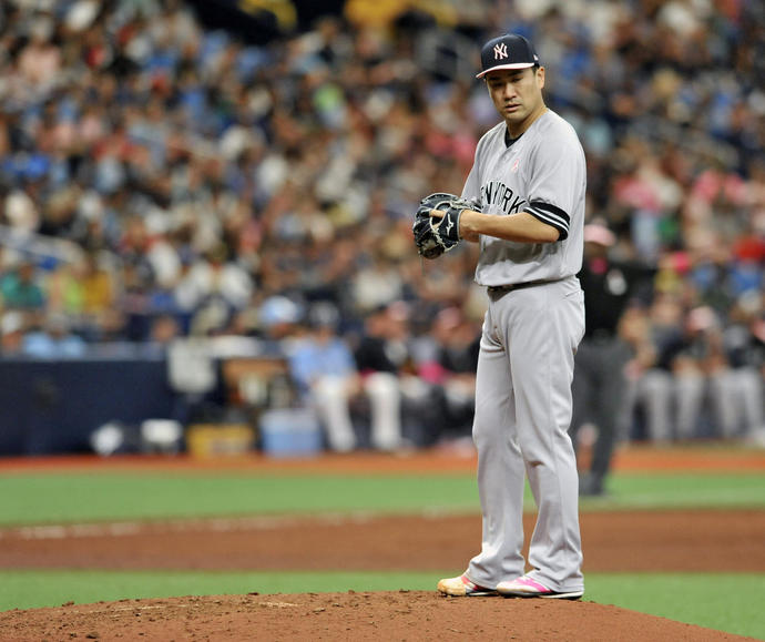 Yankeez, Rays interrupted by power outage in 9th inning