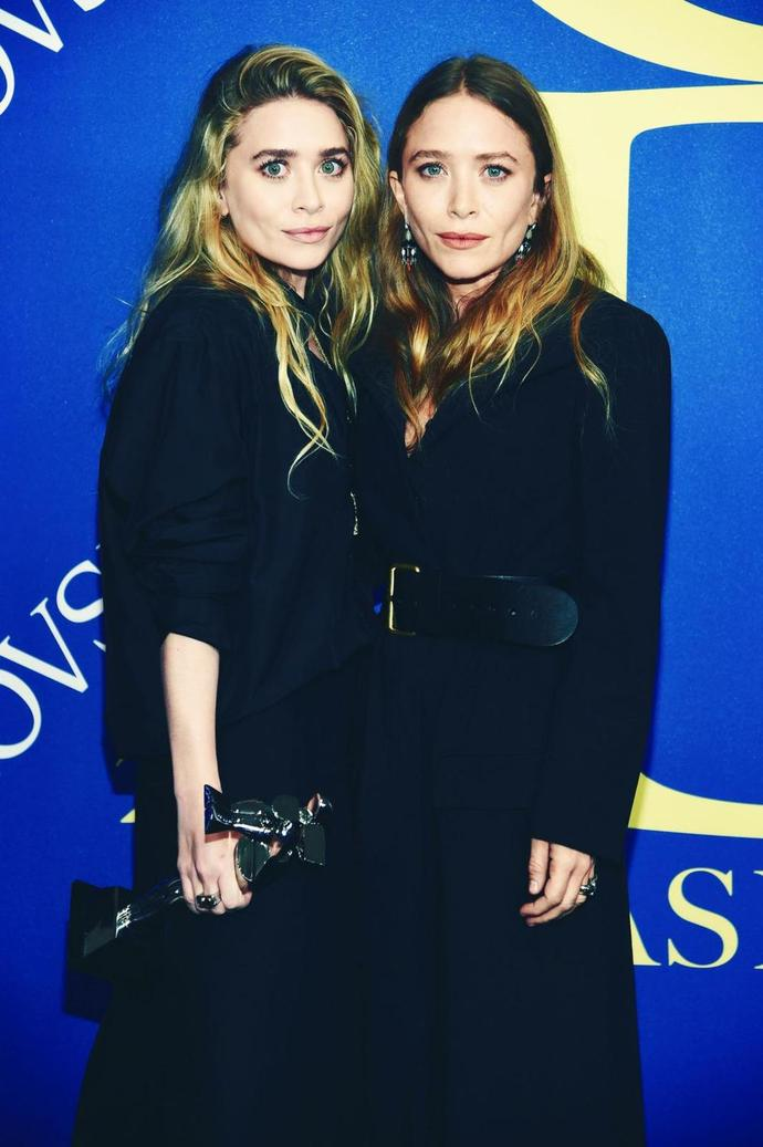 The Olsen Twins Will Launch Menswear With Quite Sexy High Waist Pants
