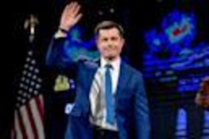 Pete Buttigieg surges to small lead in New Hampshire amid post-Iowa bounce, new poll finds