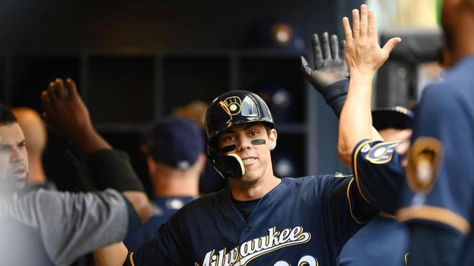 Prince, Cecil Fielder amazed by Christian Yelich