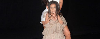 North West Is Now Creative Directing Fashion Photo Shoots