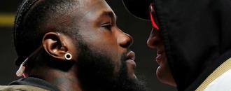 Wilder, Fury engage in war of words ahead of rematch
