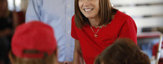 Martha McSally to fill McCain Senate seat after losing race